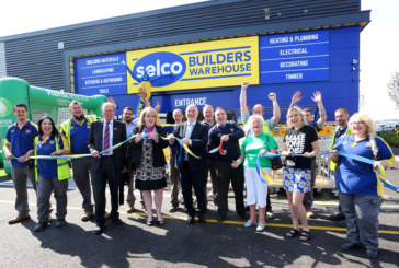 Selco continues expansion with second Bristol branch