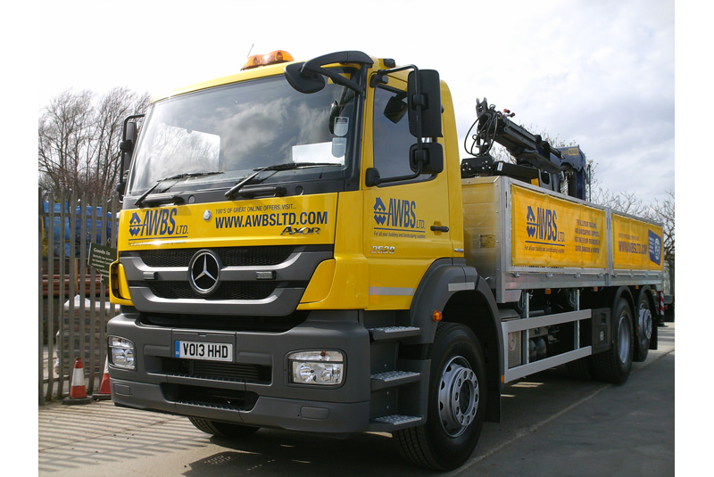 AWBS awarded in DVSA Earned Recognition Scheme