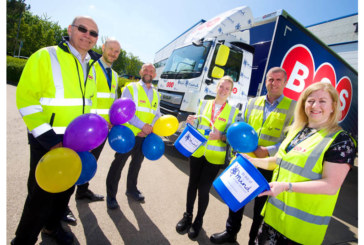 BSS promotes mental health charity