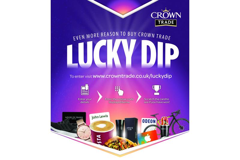 Crown launches merchant promotion