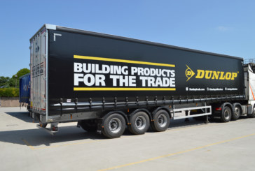 Dunlop's fleet of trailers gets revamped