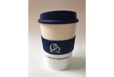 Saniflo reveals 60th anniversary coffee cups