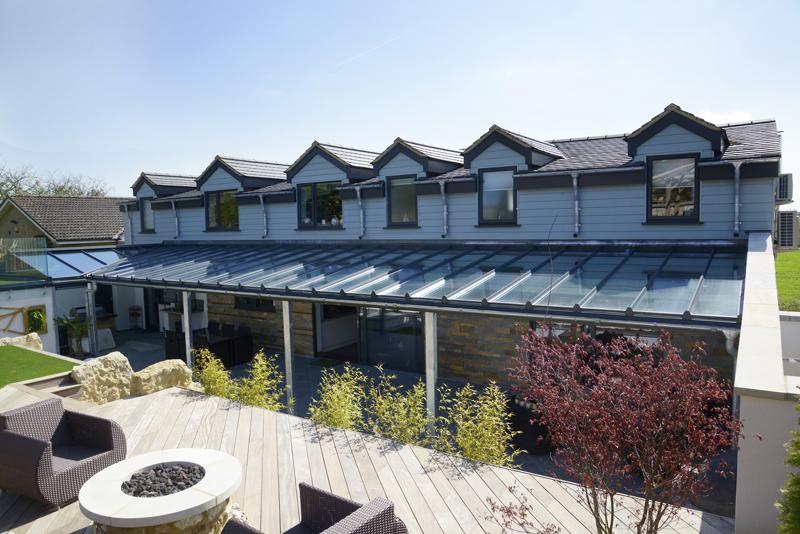 Alumasc's Infinity completes luxury refurbishment