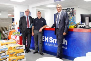 EH Smith opens Birmingham city centre branch