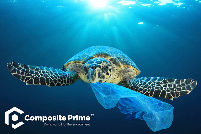Composite Prime fights against plastic