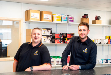 Flame opens third Scotland branch