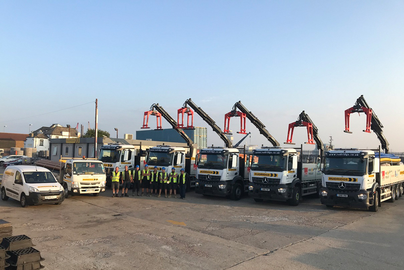 Rudridge Gravesend expands its fleet