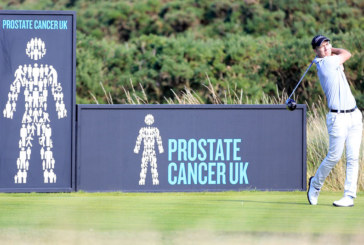 Prostate Cancer UK joins forces with Travis Perkins Masters