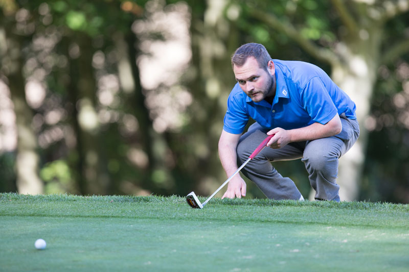 Golf Classic enters final stages