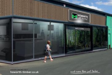 Howarth Timber celebrates branch refurbishment
