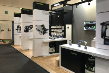 Fixings and Powertool Center partners with Festool for Toolfair