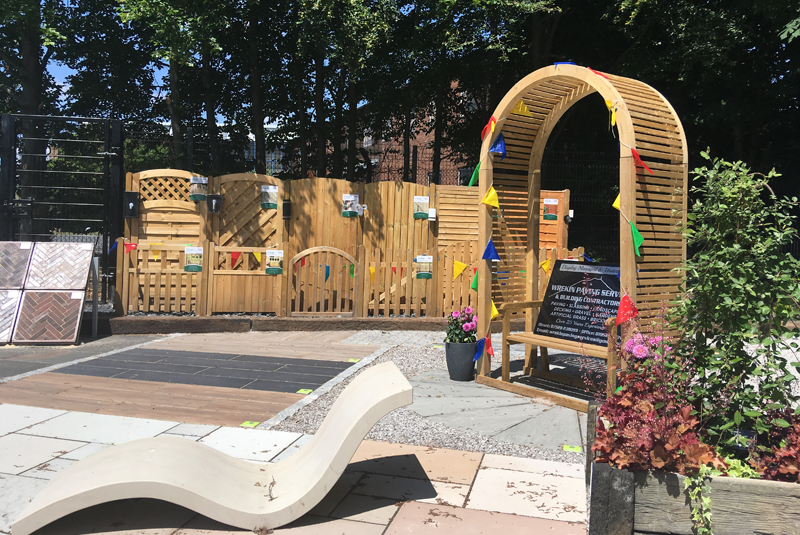 Grange urges merchants to utilise landscaping displays