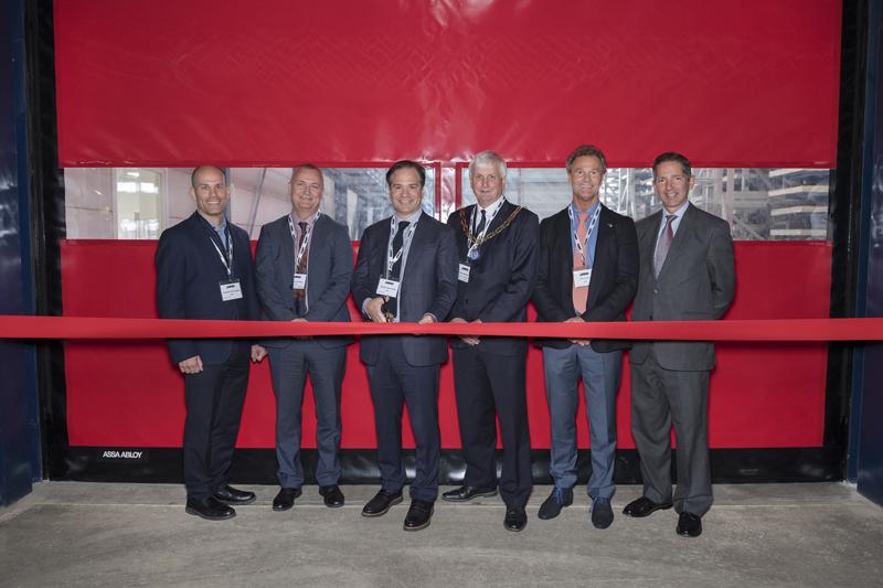 IKO opens Alconbury Insulation Plant