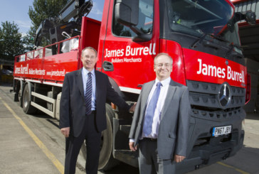 James Burrell announces plans for Yorkshire Branch