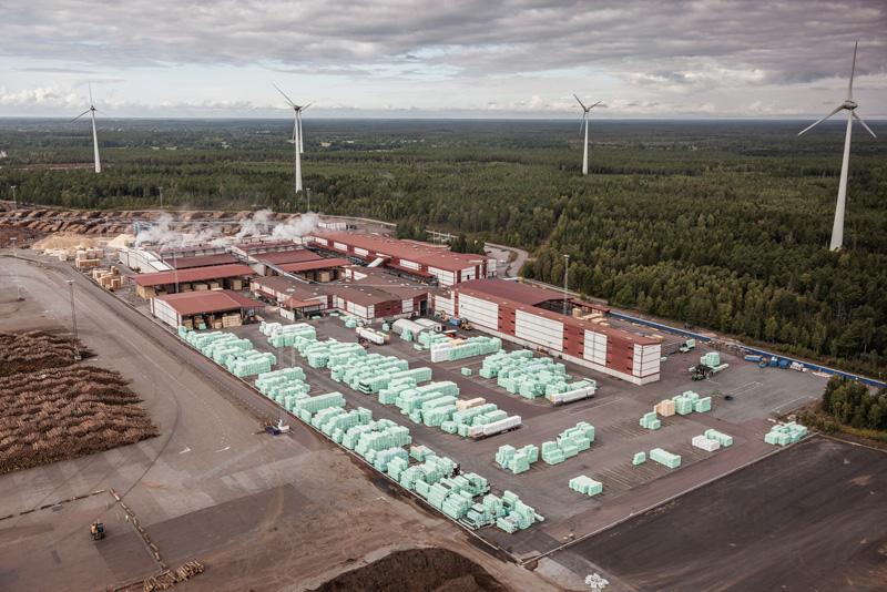 Södra increases production at Mönsterås sawmill