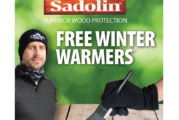 Sadolin launches winter promotion