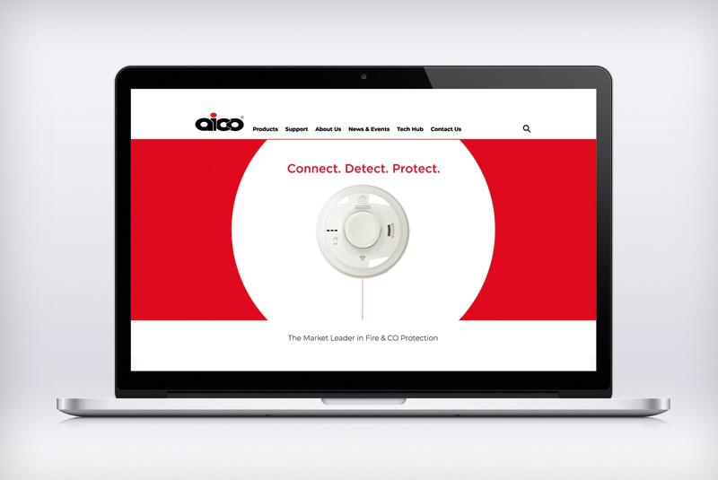 Aico announces launch of updated website