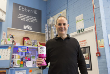 Ebberns celebrates 35th anniversary