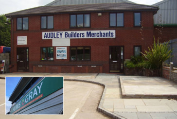 Huws Gray acquires Audley Builders Merchants