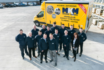 MKM Building Supplies opens Burnley branch