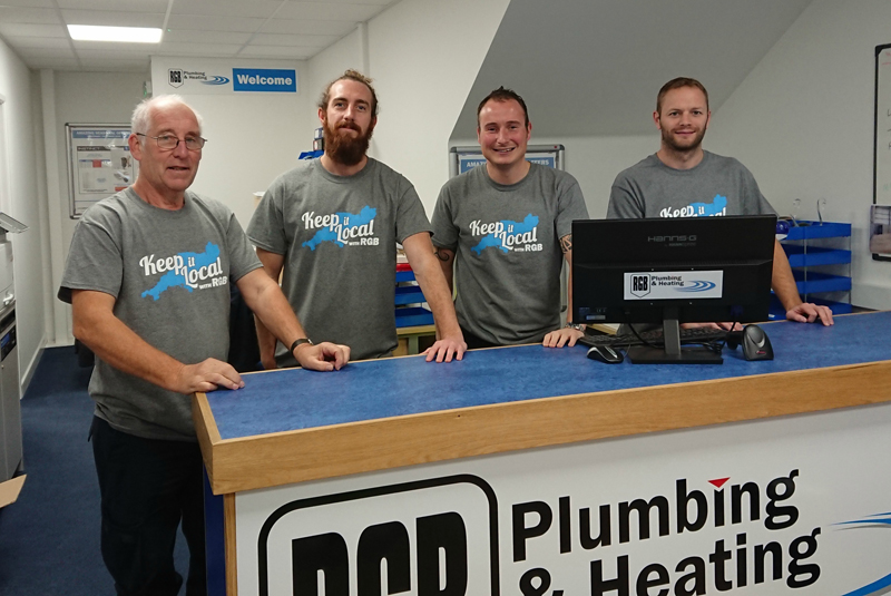 RGB announces opening of Dawlish branch