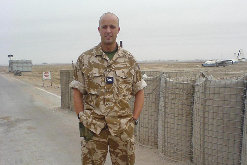 TP hires former RAF Sergeant to support Armed Forces recruitment