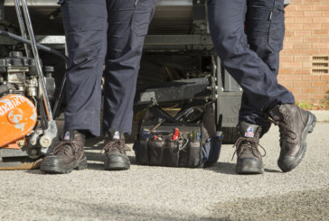 PRODUCT SPOTLIGHT: Steel Blue safety footwear