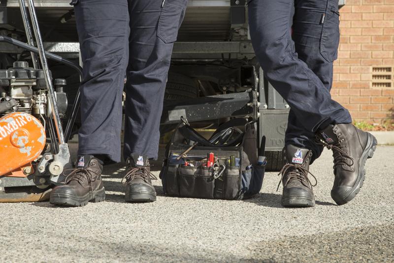 PRODUCT SPOTLIGHT: Steel Blue safety footwear