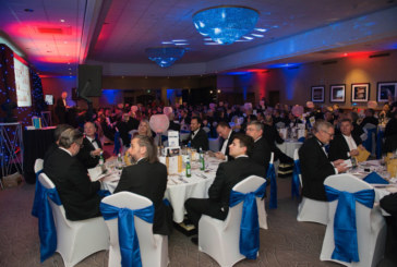 BMF anniversary dinner raises thousands for charity