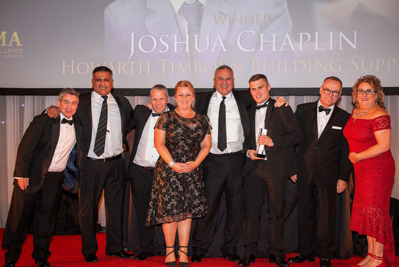 Howarth Timber sales graduate wins BESMA award