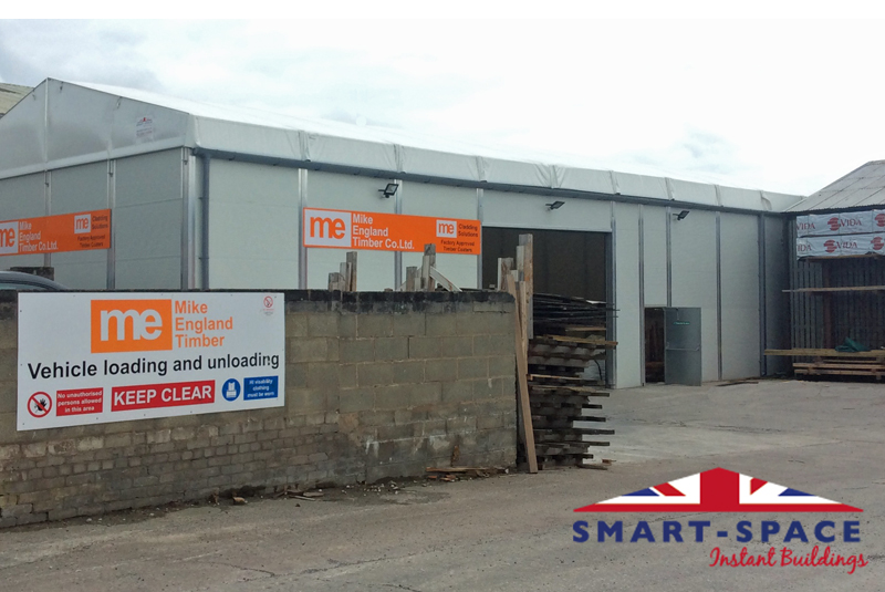 Mike England Timber updates Preston facility