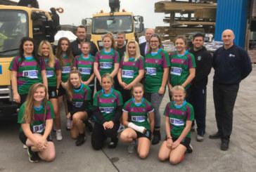 RGB sponsors girls rugby team