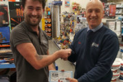 RGB awards apprentice in latest competition