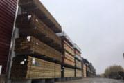 Snows refurbishes Mansfield Distribution Centre