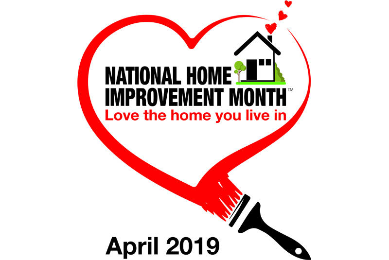 BMF supports National Home Improvement Month