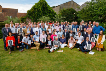 Covers sponsors Sussex Heritage Awards