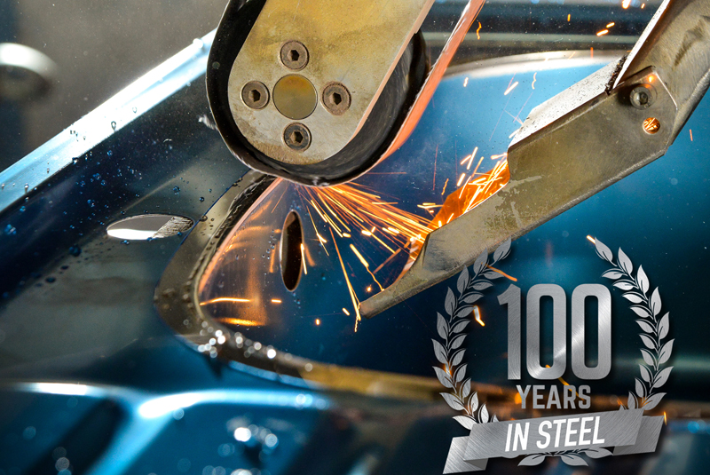 Pland Stainless celebrates centenary