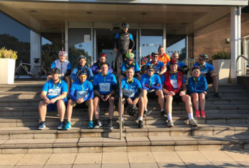 Primaflow raises thousands for Alzheimer's Society