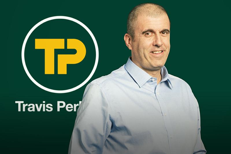 Travis Perkins appoints MD