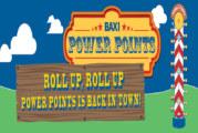 Baxi launches Power Points promotion