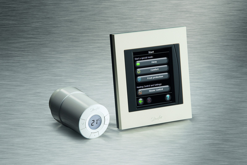 Danfoss Explores Domestic Heating Controls Professional