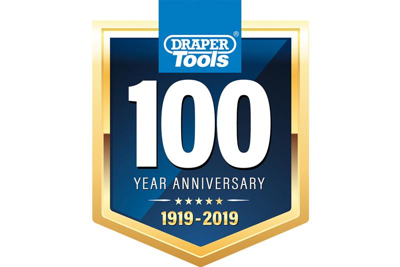 Draper Tools celebrates centenary year