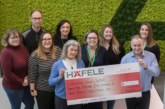 Häfele completes series of charitable events