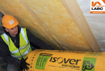Isover achieves LABC accreditation for Metac