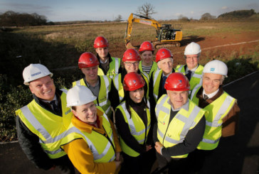 Kohler Mira begins construction of Worcester site