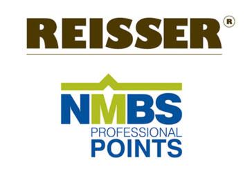 Reisser joins NMBS points scheme
