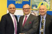 Selco welcomes Home Secretary to head office