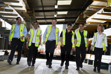 Travis Perkins recognised as Top Employer
