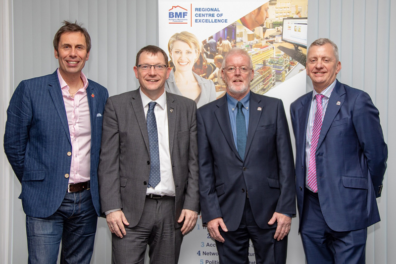 BMF opens Regional Centre of Excellence at ADEY