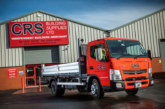 CRS Building Supplies expands fleet